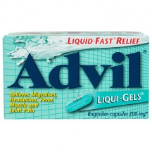 "View the ""Advil – Save $4.00 on select adult Advil® products (72's and above)"" coupon page"