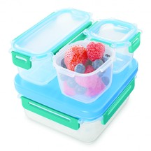 "Voir le ""Rubbermaid - Enregistrer $ 2.00 sur n'importe quelle page de coupon Rubbermaid® LunchBlox ™ (Kits uniquement)"" (1) """