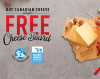 "View the ""FREE Maple Wood Cheese Board with purchase"" coupon page"