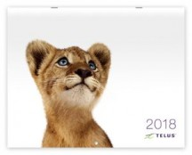 "View the ""FREE Telus 2018 Calendar!!"" coupon page"