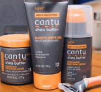 "View the ""FREE Cantu Mens Beauty Samples!"" coupon page"