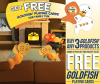 "Voir les ""FREE Pepperidge Farm Goldfish Playing Cards"" Page coupon"