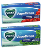 "View the ""FREE Vick's Cough Drops + Money Maker!"" coupon page"