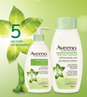 "Voir le ""GRATUIT Aveeno Positively Radiant Body Care #AveenoPositativeRadiant"" Page coupon"