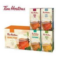 "View the ""At Walmart: Tim Hortons® Tea – Save $1.00"" coupon page"