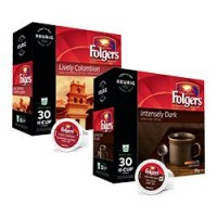 "View the ""At Walmart: Folgers® K-Cup® pods – Save $2.00"" coupon page"