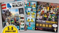 "View the ""FREE LEGO Life Magazine"" coupon page"
