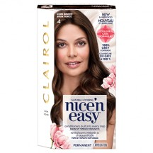 "View the ""Clairol – Save $1.00 on any Nice 'n Easy Hair Colour product"" coupon page"