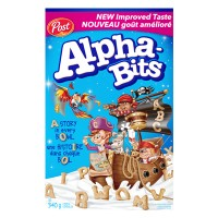 "View the ""Alpha-Bits – Save 75¢ on New Improved Taste Alpha-Bits cereal (340g or 510g)"" coupon page"