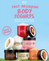 "View the ""FREE Body Yogurt from The Body Shop"" coupon page"