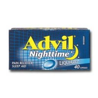 "View the ""Advil® – Save $3.00 on on select Advil® Nighttime (20's and above)"" coupon page"