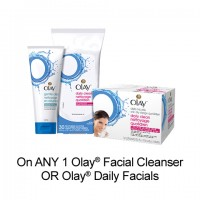 "View the ""Olay – Save $0.75"" coupon page"
