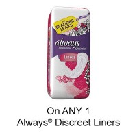 "View the ""Always Discreet – Save $2.00"" coupon page"