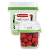 "View the ""At Walmart: Rubbermaid® FreshWorks™ – Save $3.00"" coupon page"